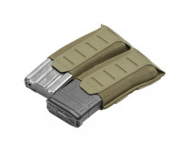 HW Ten Speed Double M4 Magazine Pouch Stackable