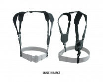 Ergonomic Duty Belt Harness Large/XLarge