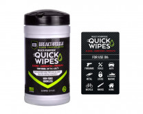 Synthetic CLP Quick Wipes - 50 Count Canister