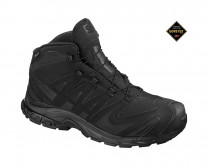 XA FORCES MID GTX Black EN